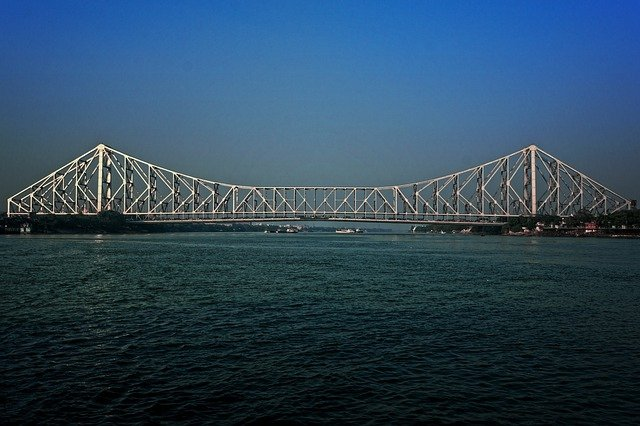 Top 10 Indian Places One Should Visit before Dying Kolkata Howrah Bridge