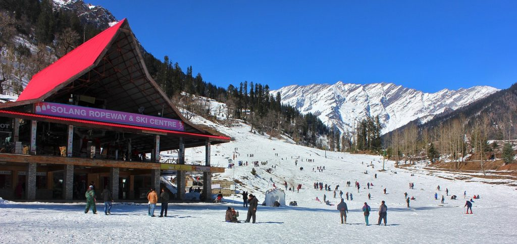 Top 10 Indian Places One Should Visit before Dying Manali
