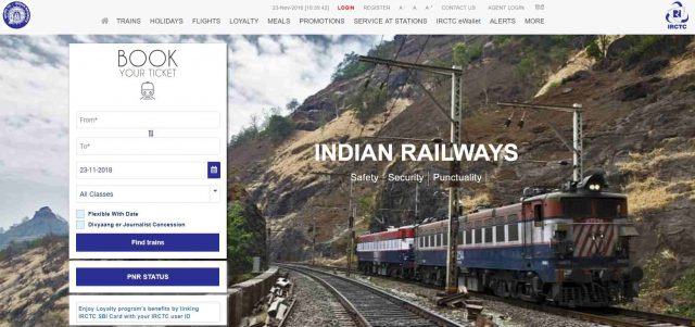 How to Change Passenger Name in IRCTC E-Ticket