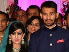 Tej Pratap Yadav Asks Aishwarya for Divorce