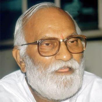 Nanaji Deshmukh Bharat Ratna 2019