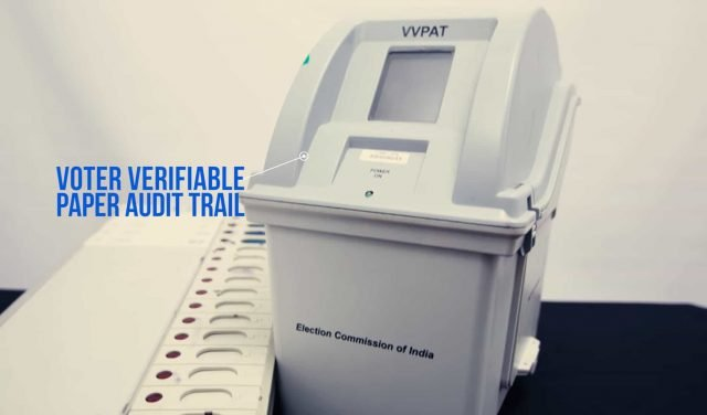 How to Cast vote via EVM-VVPAT Machine