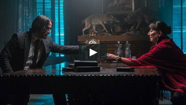 John Wick 3 Breaks Avengers Endgame Record