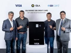 OLA Launches Credit Card